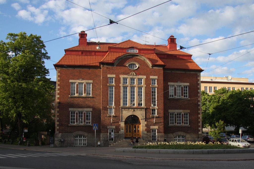 Kallion kirjasto. Kuva: Matti Paavonen, Wikipedia
