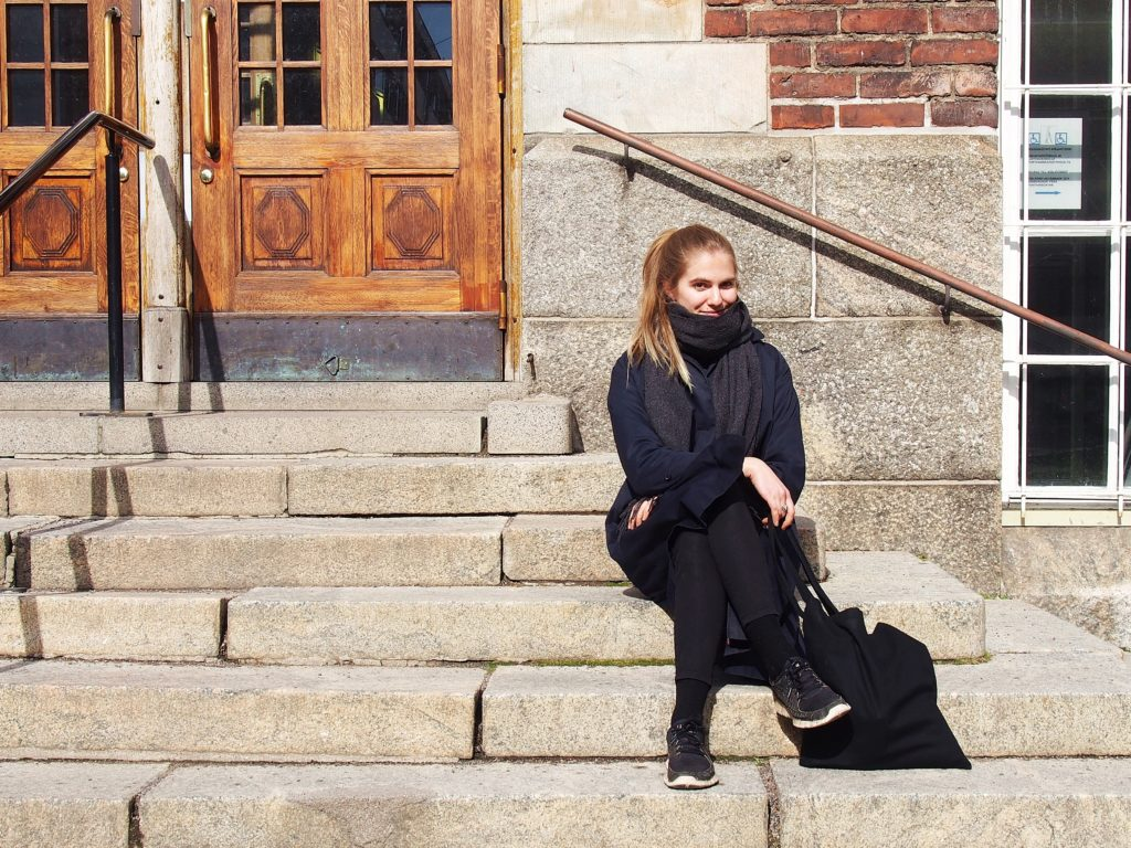 Kuvassa Ulla Donner Kuva: Saara Järviö